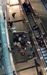 İNTIHAR - Atatürk Havalimanı'nda İntihar Girişimi