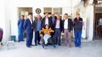 Başkan Arslanca Vatandaşların Hayır Duasını Almaya Devam Ediyor