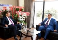 ORHAN AYDIN - Başkan Can Açıklaması 'Üniversitemiz Tarsus'a Değer Katacak'