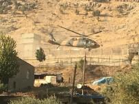 YEŞILÖZ - Beytüşşebap'ta Çatışma Açıklaması 1 Terörist Yaralı Ele Geçirildi