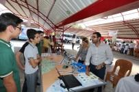 MESUT ÖZAKCAN - Bilim Şenliğinde Efeler Belediyesi Standına Yoğun İlgi
