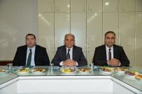 HASAN ARSLAN - Bölge ASKOM Toplantısı Konya'da Yapıldı.