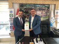 VEZIRHAN - Bursa Orman Bölge Müdürü Yalçın Akın'dan Vezirhan'a İnceleme Gezisi