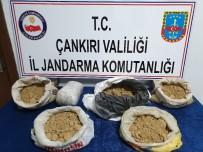 Çankırı'da 9 Kilo Toz Esrar Ele Geçirildi