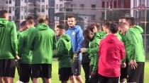 RIZESPOR - Çaykur Rizespor'da Fenerbahçe Maçı Hazırlıkları Başladı