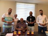 KURUYEMİŞ - Çelik Kuruyemiş'e, 5. Kez ''Altın Marka'' Ödülü Verildi