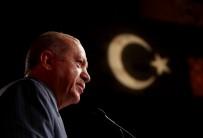 EKONOMIK İŞBIRLIĞI VE KALKıNMA ÖRGÜTÜ - Cumhurbaşkanı Erdoğan Açıklaması 'Amerika İle Olan Siyasi Ve Ticari İlişkilerimizin Geleceğine Umutla Bakıyoruz'