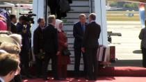 AKİF ÇAĞATAY KILIÇ - Cumhurbaşkanı Erdoğan Almanya'ya Geldi
