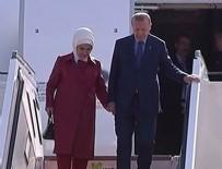 İSLAM BIRLIĞI - Cumhurbaşkanı Erdoğan'ın Almanya'da