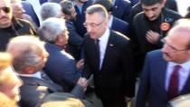 KEMAL YURTNAÇ - Cumhurbaşkanı Yardımcısı Oktay, Yozgat'ta Esnafla Buluştu