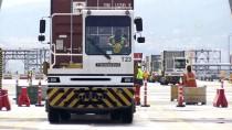 YARıMCA - DP World Yarımca Limanı Demiryoluyla Ticarete Hız Katacak