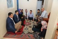 BEYAZ EŞYA - Ekinci, Vatandaşların Talep Ve Sorunlarını Dinledi