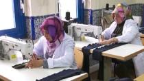 ÖRGÜN EĞİTİM - Fabrika Gibi Okulda Üretimde Rekor Gelir