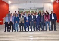 KOMBİNE BİLET - Fatsa Belediyespor'da Yönetim Kurulunu Oluşturdu