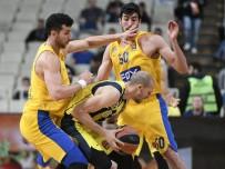 PANATHINAIKOS - Fenerbahçe, Finalde