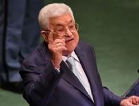 ULUS DEVLET - Mahmud Abbas: Kudüs satılık değildir