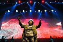 MOR VE ÖTESI - Fizy dev festivalde 210 bin kişiyi ağırladı