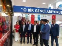 ALI ÖZDEMIR - Gençlik Ve Spor Bakanlığı Müşaviri İle Daire Başkanı Tekirdağ'da