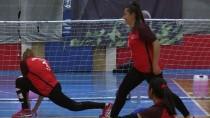 OLİMPİYAT ŞAMPİYONU - Golbolun Kraliçesi, Kardeşiyle Yeni Şampiyonluklar Hedefliyor
