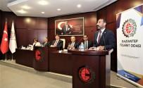 MUSTAFA YıLDıRıM - GTO'nun Eylül Ayı Olağan Meclis Toplantısı Yapıldı