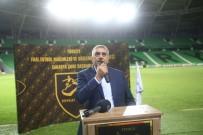 YUSUF NAMOĞLU - Hakem Futbol Sezonu Açılış Programı Gerçekleşti