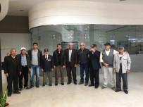 ÇANAKKALE ŞEHITLERI - Hisarcık Belediyesi'nden Gazi Ve Şehit Ailelerine Çanakkale Gezisi