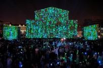 HAVAİ FİŞEK - Işık Çemberi Festivali Rekorlarla Tamamlandı