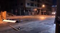 PLASTİK MERMİ - İsrail Askerleri Filistinli 2 Gazeteciyi Yaraladı