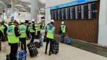 SARıLAR - İstanbul Yeni Havalimanı'nın Toplu Ulaşım İhalesini Otobüs AŞ Kazandı