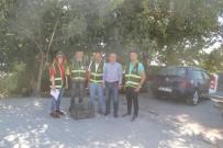 KıNALı - Kaçak Keklik Avcılarına 13 Bin 305 Lira Para Cezası