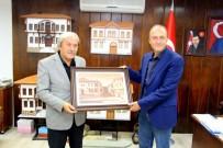 YAYA KALDIRIMI - Karayolları Bölge Müdürü'nden Osmaneli Belediyesi'ne Ziyaret