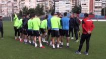OLAĞANÜSTÜ KONGRE - Kardemir Karabükspor'da Ümraniyespor Maçı Hazırlıkları