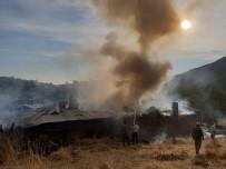 Kılıçdaroğlu'nun doğduğu ev yangında küle döndü