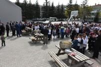AK PARTİ İLÇE BAŞKANI - Kızılcahamam İmam Hatip Ortaokulu'nda Aşure Etkinliği