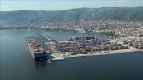 YARıMCA - Kocaeli'nin En Büyük Limanı Demiryoluyla Da Hizmet Verecek