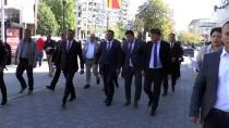 ÜSKÜP - Limak Holding'ten Makedonya'da 250 Milyon Avroluk Yatırım