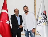 SAKARYASPOR - Manisaspor Kazım Akgün'e Emanet