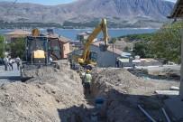 MASKİ'den 5 Bin 700 Metrelik Kanalizasyon Hattı