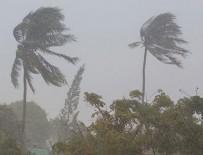 METEOROLOJI GENEL MÜDÜRLÜĞÜ - Meteoroloji'den 'tropik fırtına' uyarısı