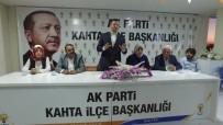 ABDURRAHMAN TOPRAK - Milletvekili Toprak Açıklaması 'Türkiye Çok Güçlü Ve Etkili Bir Ülkedir'