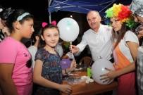 KARAHAYıT - Pamukkale'de Çocuklar Bu Hafta Da Eğlenmeye Devam Edecek