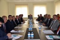 MEHMET CEYLAN - Tekirdağ'da Bağımlılıkla Mücadele Toplantısı