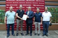 Toros Üniversitesi İle Madical Park Mersin Hastanesi Arasında İşbirliği Protokolü