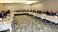 EROZYON - Trabzon Orman Bölge Müdürlüğü'nün Değerlendirme Toplantısı Gümüşhane'de Yapıldı