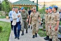 Tunceli'de Şehit Binbaşı Güzel'in Anısına  'Yavuzlar Özel Harekat Şehitler Parkı' Açıldı