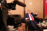 YARATıLıŞ - Uçhisar Belediye Başkanı Karaslan Adaylığını Açıkladı