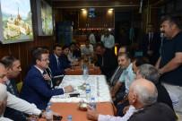 ENVER ÜNLÜ - Vatandaşla Huzur Toplantısı Yapıldı
