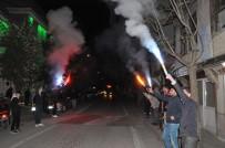 İTFAİYECİLER - Yangına Giden İtfaiyecilere Sürpriz!