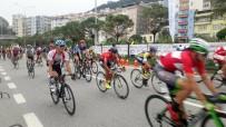 KADIR AYDıN - 211 Kilometre Pedal Çevirerek Yarıştılar