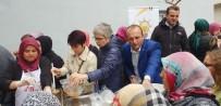 AHMET ŞAHIN - AK Parti Biga Kadın Kollarından Aşure İkramı